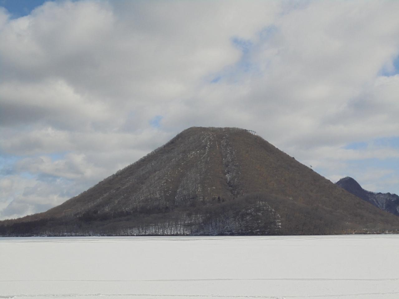 冬の榛名湖と榛名富士。』榛名・吾妻(群馬県)の旅行記・ブログ by ひで ...