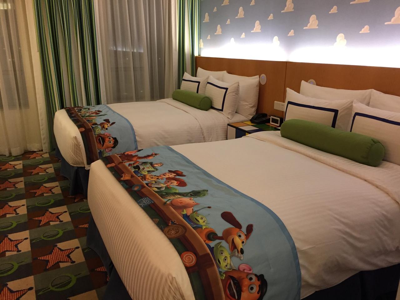 上海ディズニー☆トイストーリーホテル』上海(中国)の旅行記・ブログ