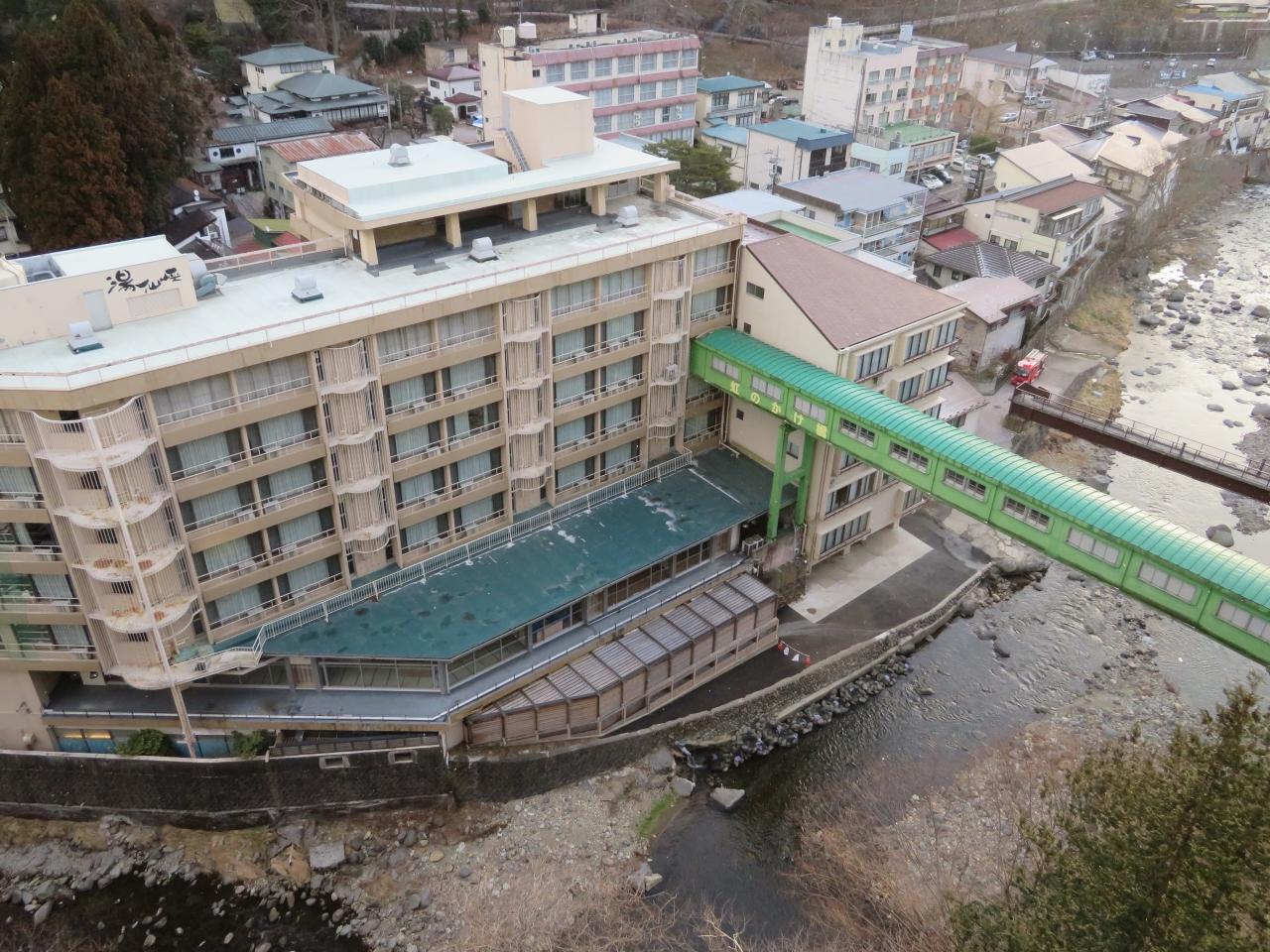 ホテル ニュー 塩原