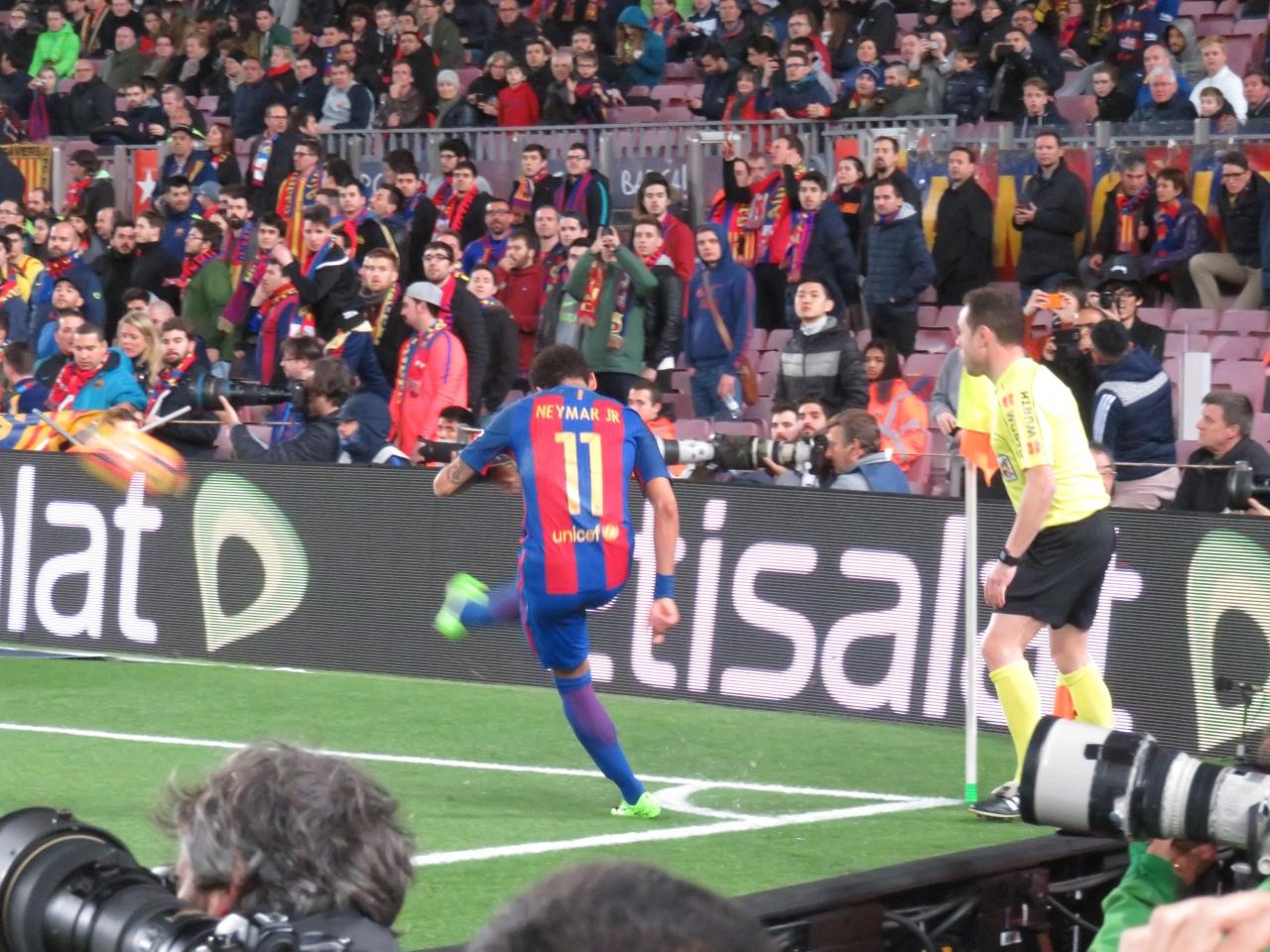 『FCバルセロナVSスポルティング・ヒホンを観戦。≪リーガ ...