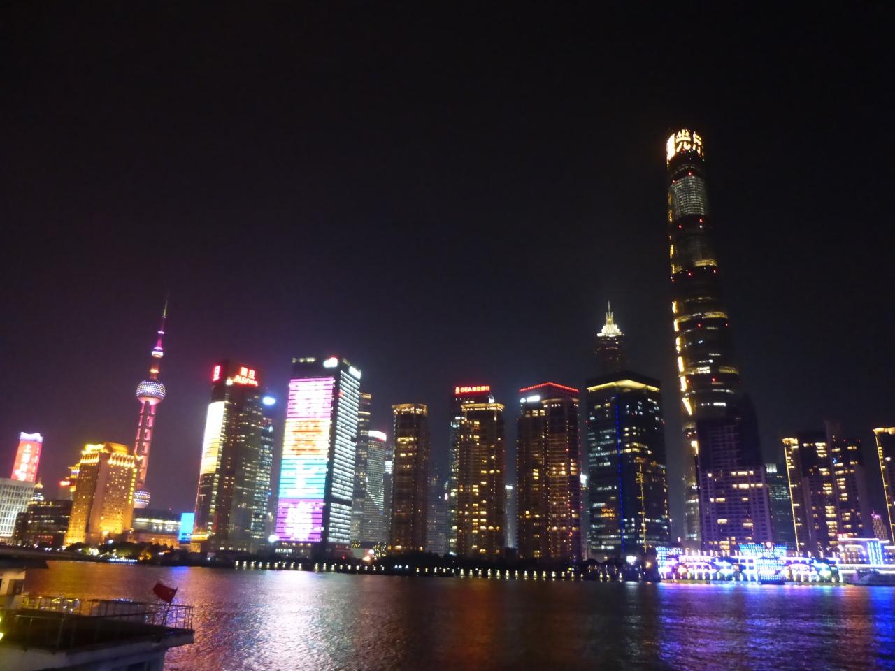 上海ディズニーランド旅行 その1 往路機内・ラウンジ編』上海(中国)の
