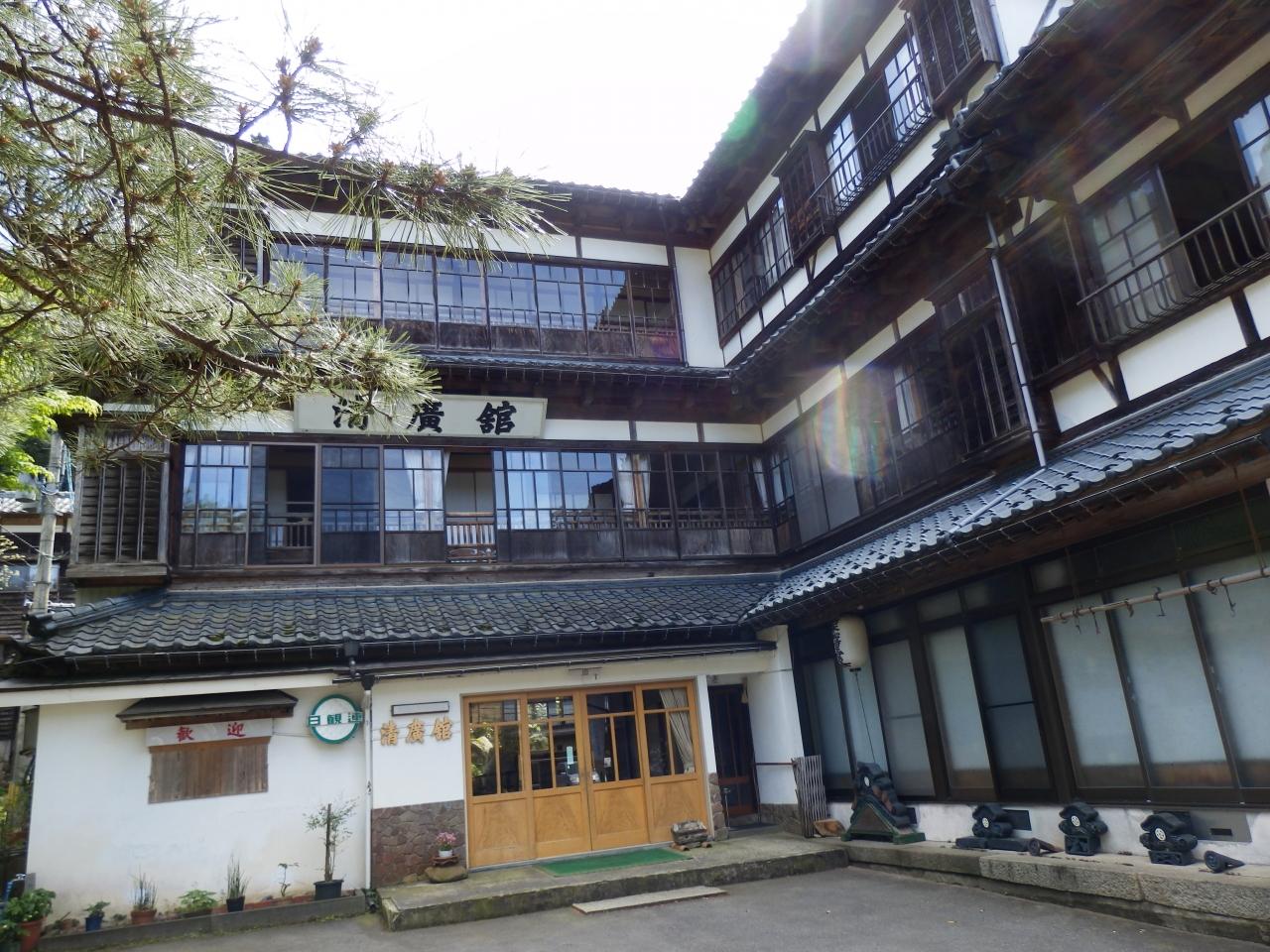GW新潟温泉めぐり。3泊目は出湯...