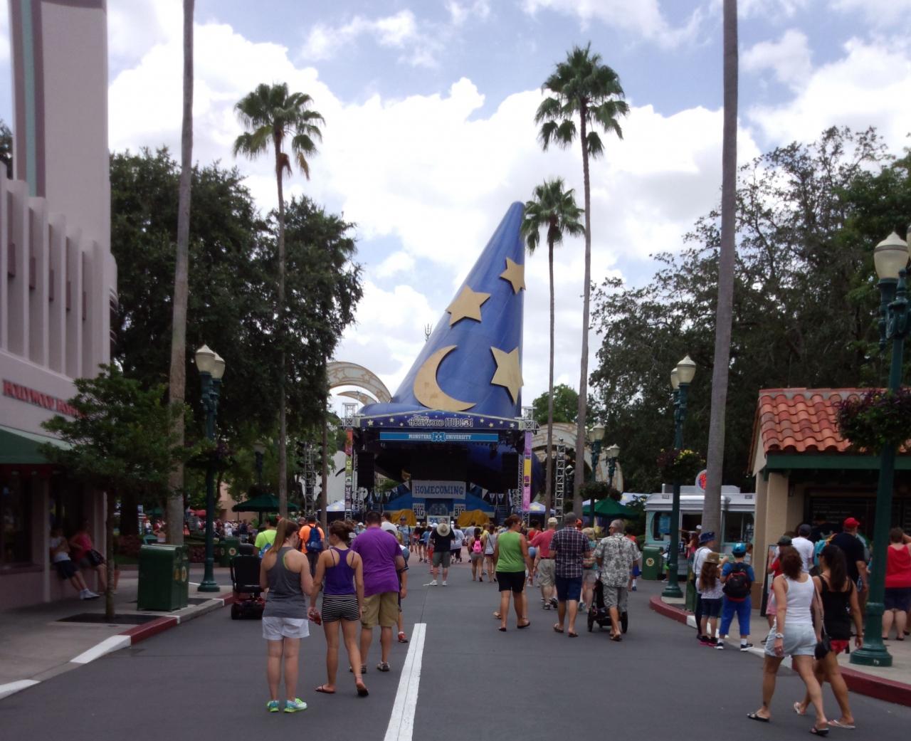 2013年夏休み フロリダディズニーワールドへの旅(3日目アニマル