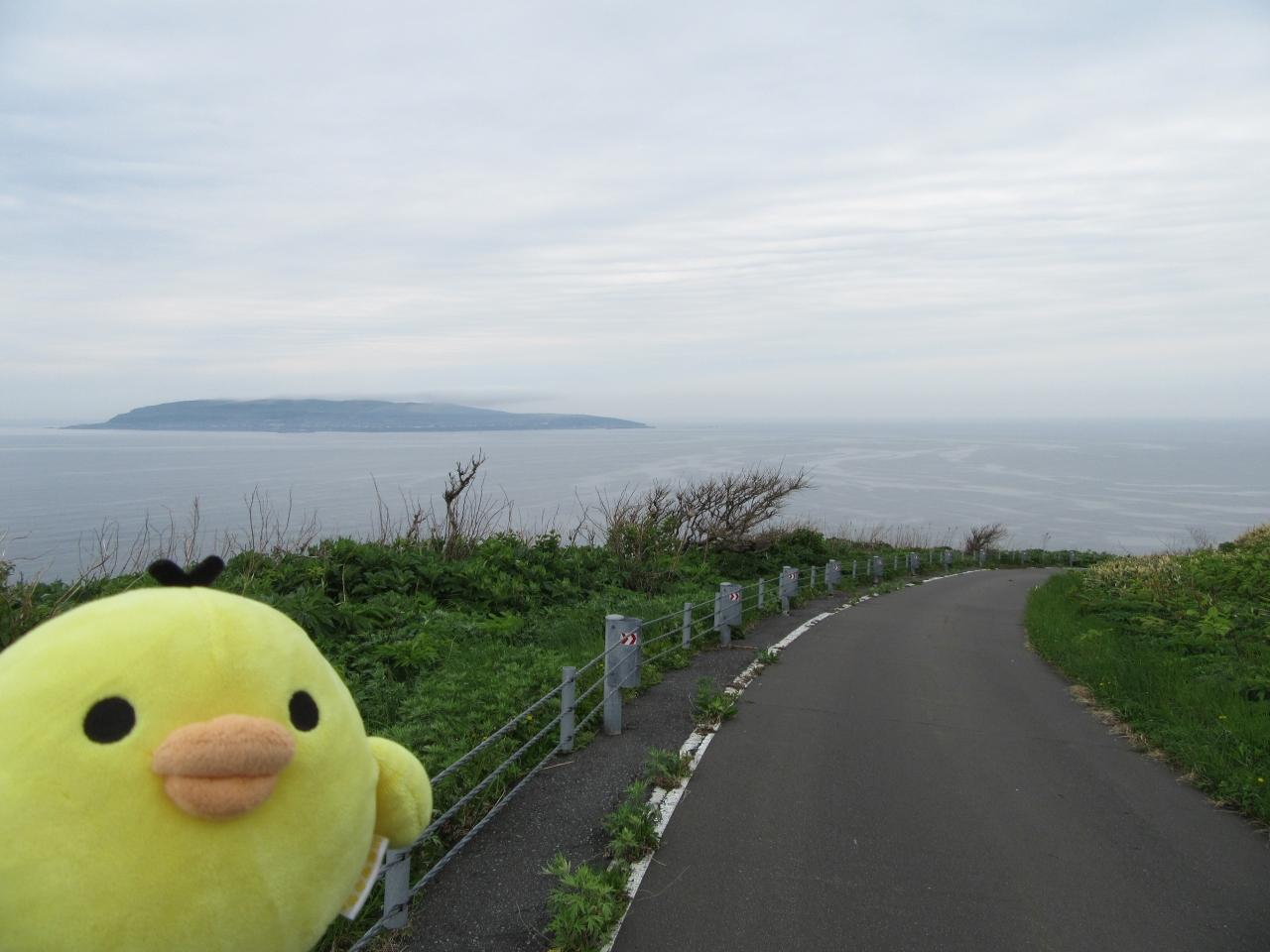 北海道 羽幌町の天売島と焼尻島...
