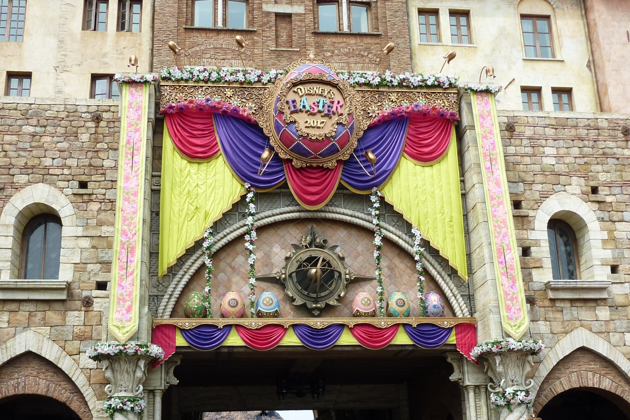 予定していた日程を変更して東京ディズニーシー&東京ディズニーランド