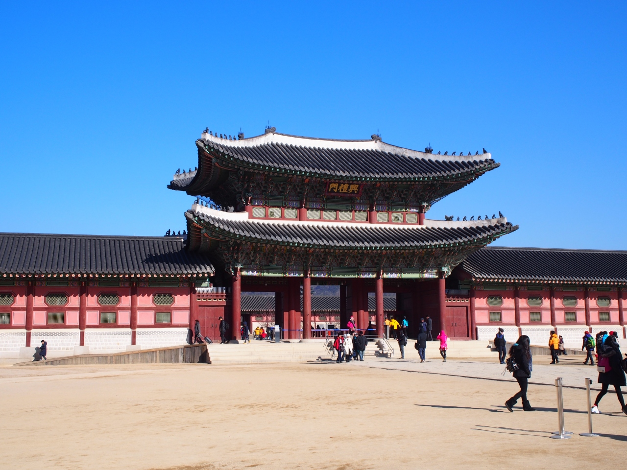 ひとり旅 海外 初めて ソウル