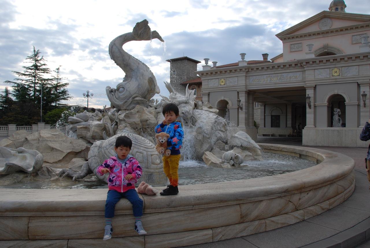 ディズニーへ(ミラコスタ泊)』東京ディズニーリゾート(千葉県)の旅行記