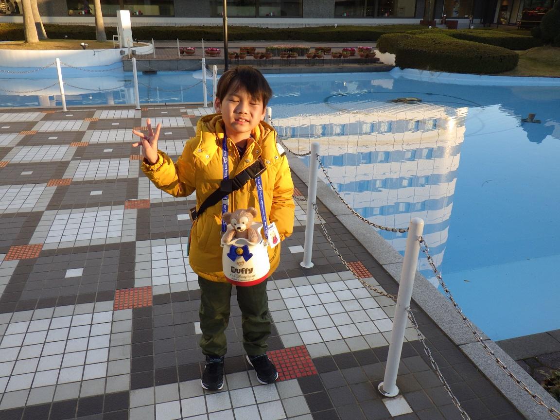 こさまと行く東京ディズニーリゾート(8歳3ヶ月編)3日目』東京