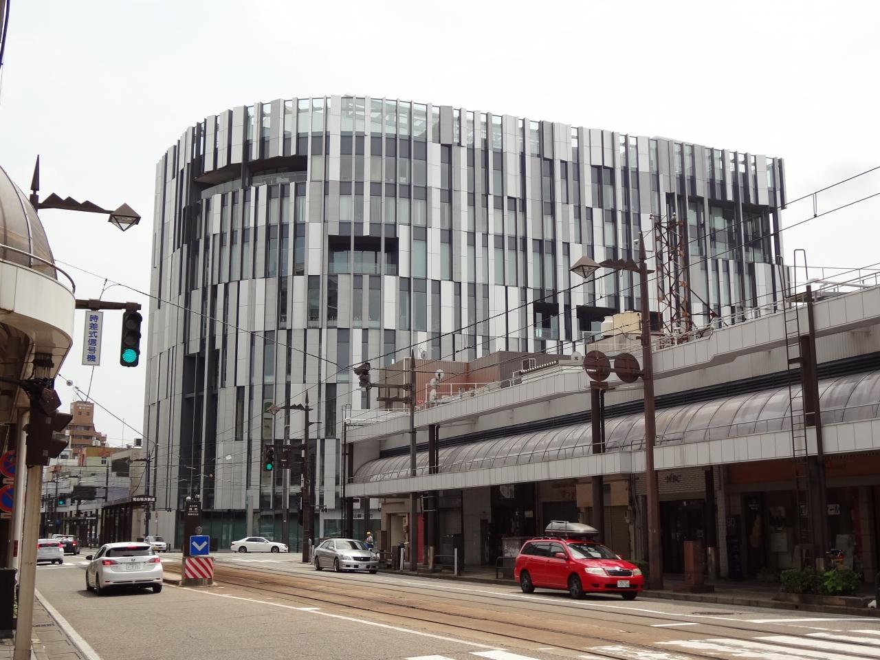 『富山の建築と芸術に触れる旅 その1【TOYAMAキラリ】』富山市 ...
