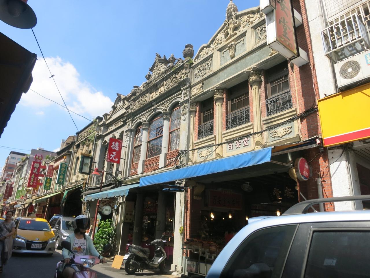 台湾の素敵な建物巡り ~日本統治時代の建物を中心として