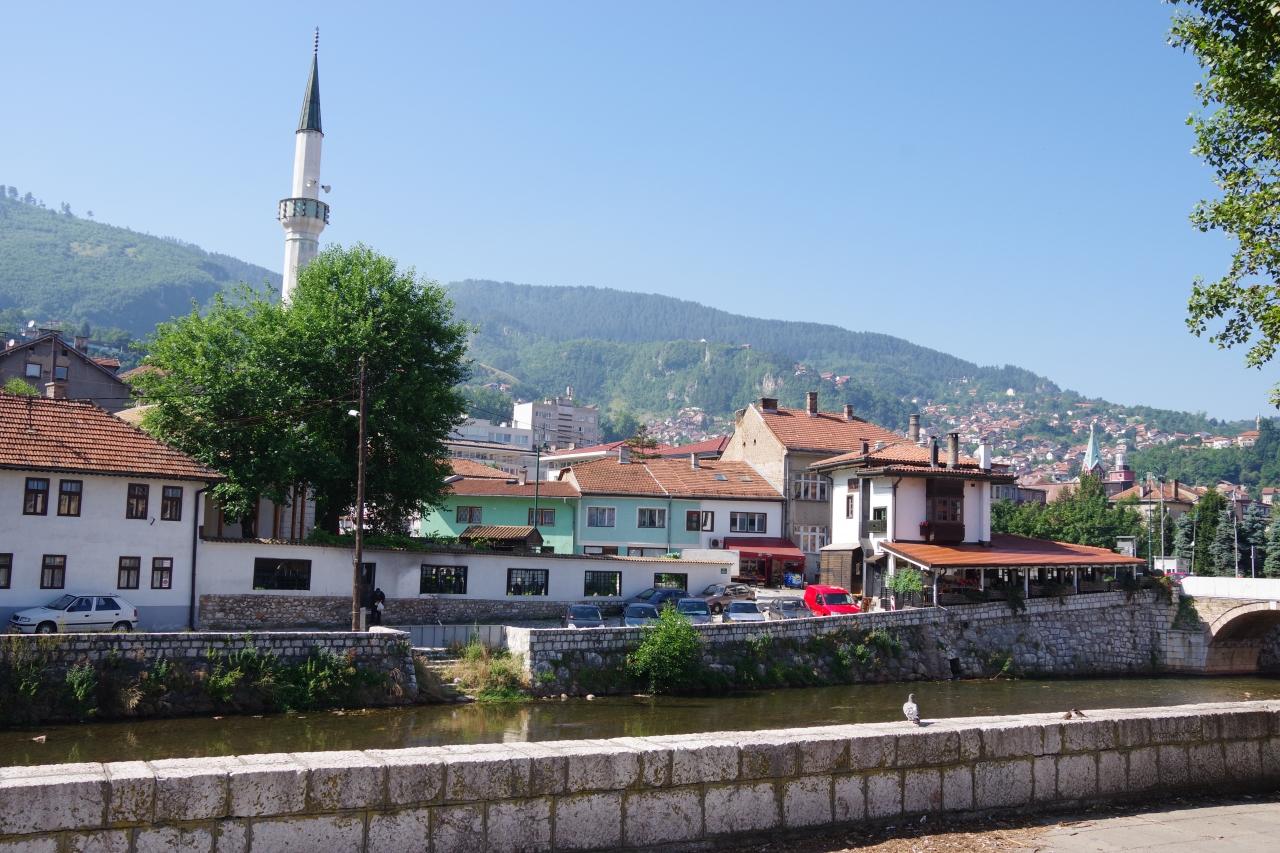 ヘルツェゴビナ 首都 ボスニア