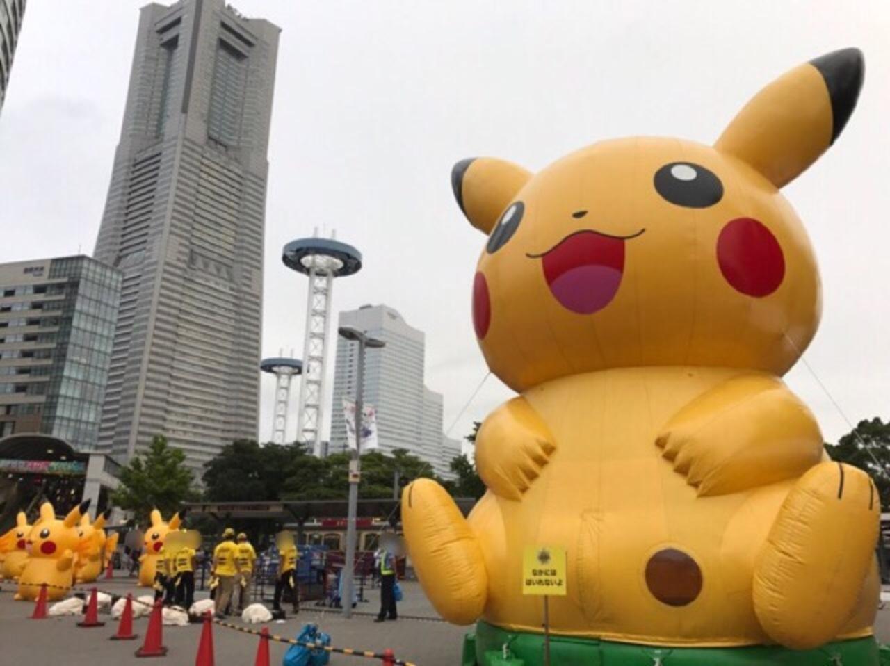 ポケモンスタンプラリー2017・dエリア13駅~南方面の13駅~』横浜(神奈川
