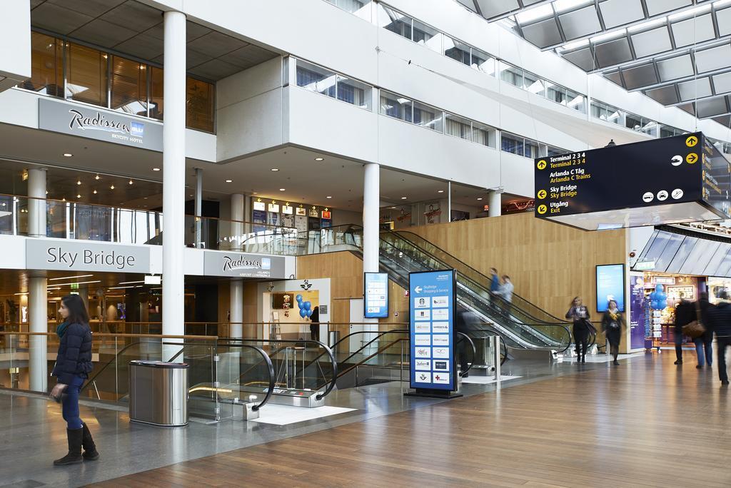 空港で暮らす24時間。』ストックホルム(スウェーデン)の旅行記・ブログ ...