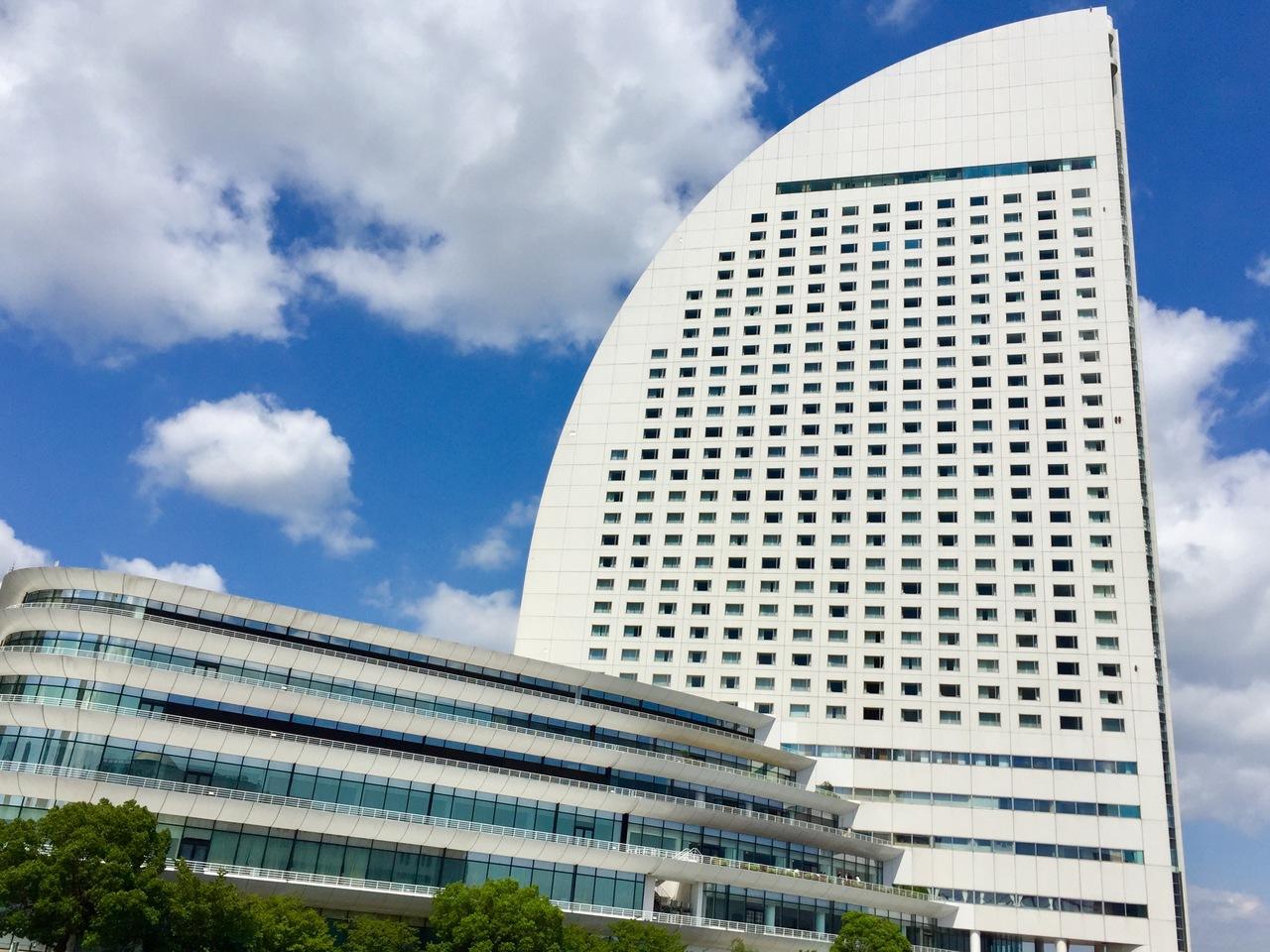 横浜 インターコンチ
