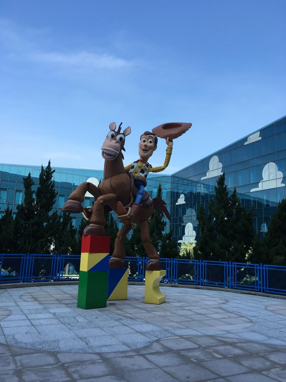 ディズニーランドメインの初!上海旅行1日目part2』上海(中国)の旅行