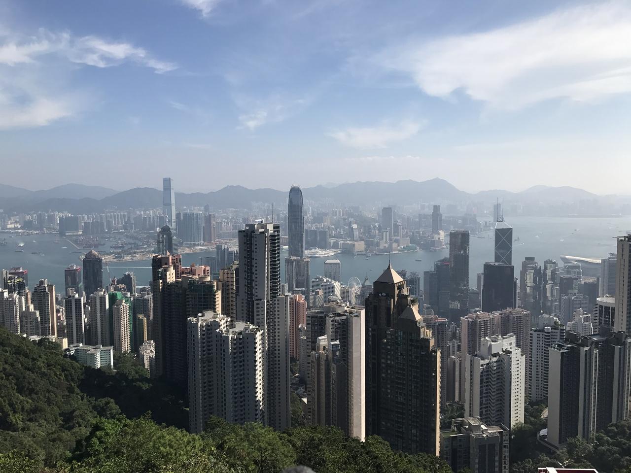 香港旅行2017.9月①』香港の旅行記・ブログ by ゆきぴょんさん