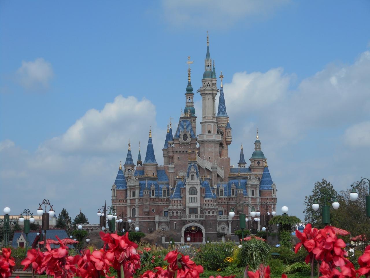 上海ディズニーも間違いなく夢の国でした』上海(中国)の旅行記・ブログ
