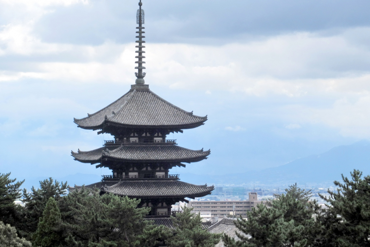 秋の大和路<3> 奈良市内観光』...
