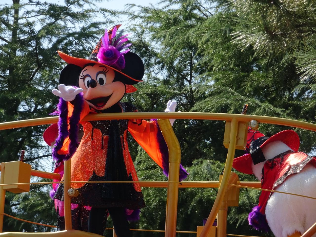 2017ディズニーハロウィンをまったり楽しむ!ディズニーランド/千葉