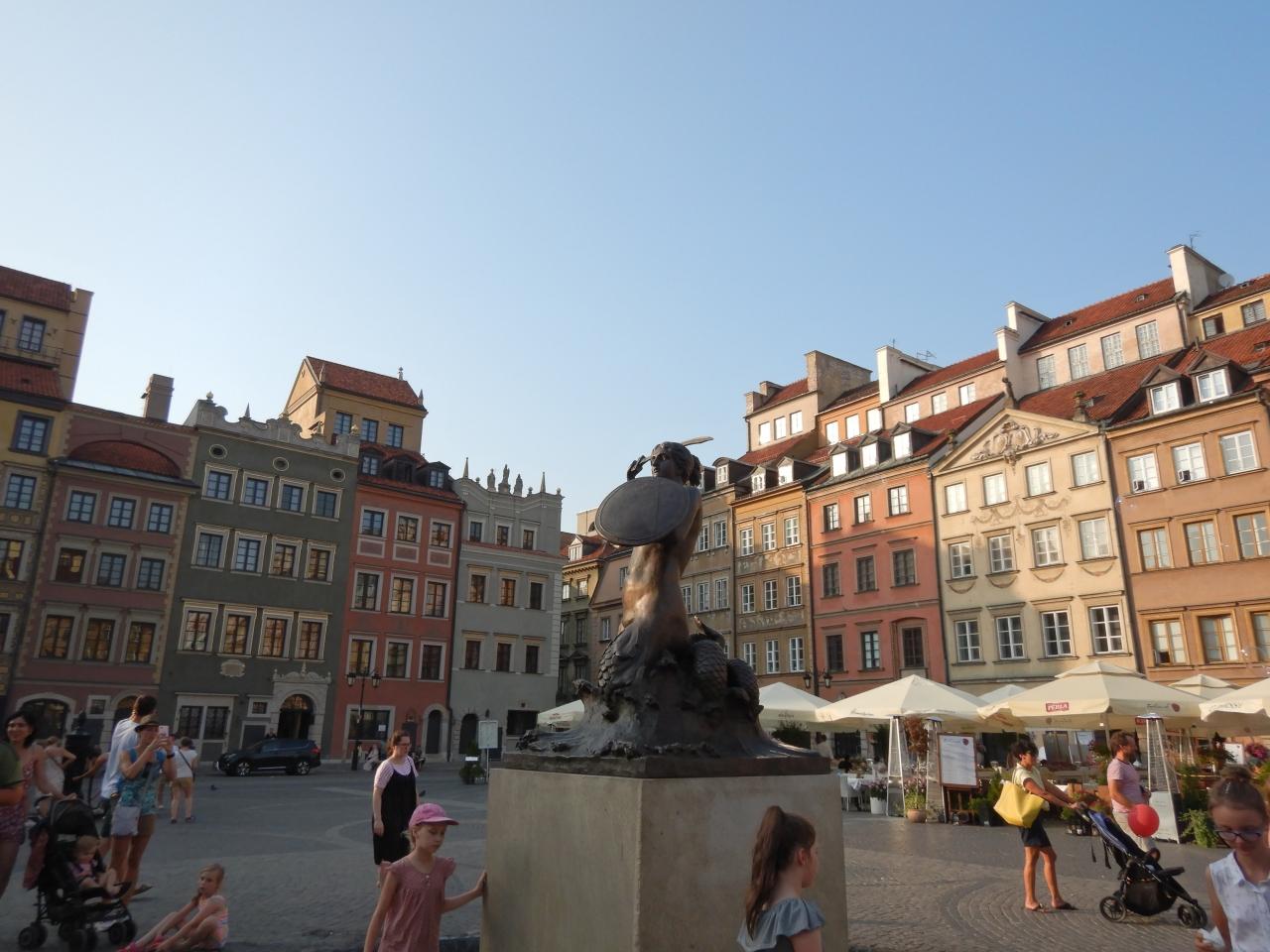 2017夏 ポーランドからクロアチ...
