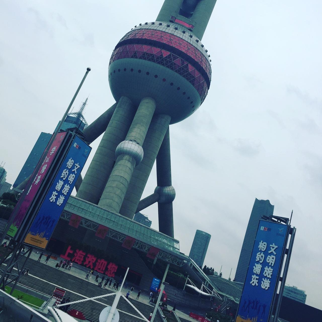 ana (スタアラ)特典航空券で行く上海ディズニーひとり旅③上海編』上海