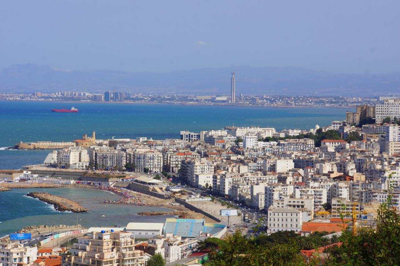 2017アルジェリアで夏休み その2首都アルジェで半日観光 ...