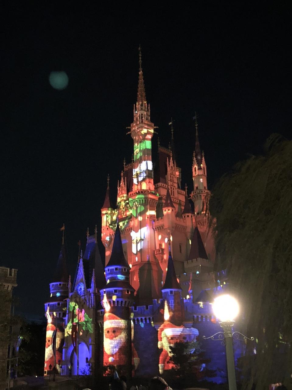 ◇2017年12月◇東京ディズニーリゾート 2泊3日【1日目】』東京