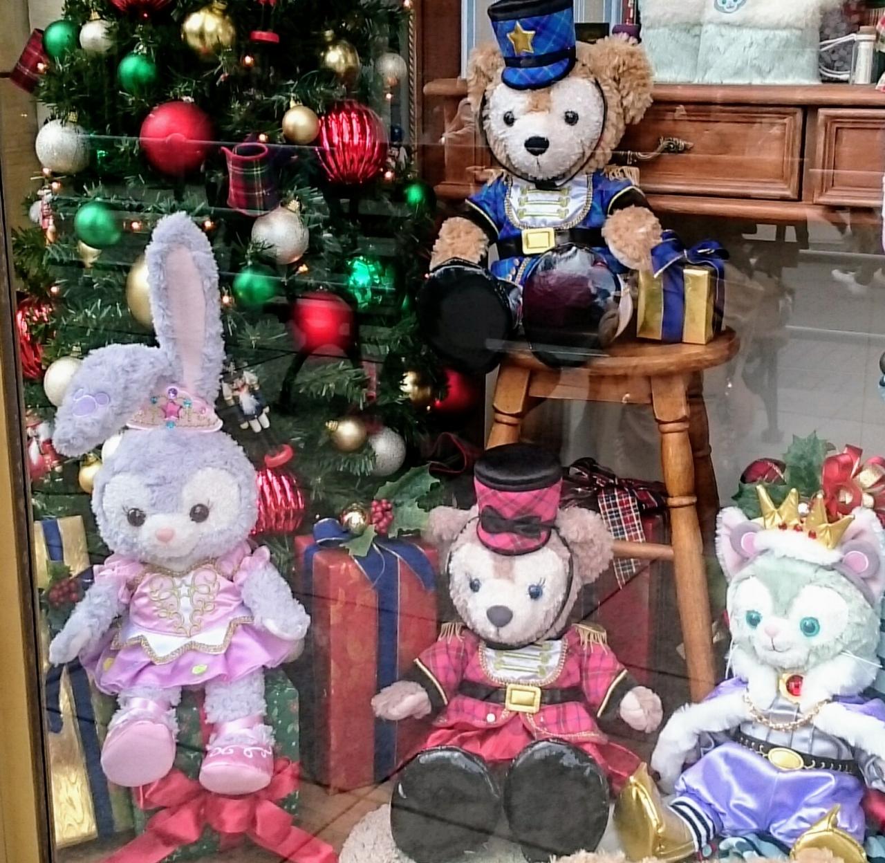 2017/12月 ディズニー大好きシニア夫婦の☆ディズニーシー クリスマス