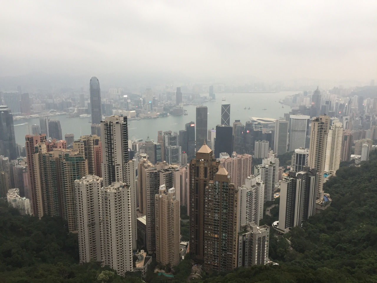 20171117深夜~11120早朝 香港ディズニー旅行』香港(香港)の旅行記