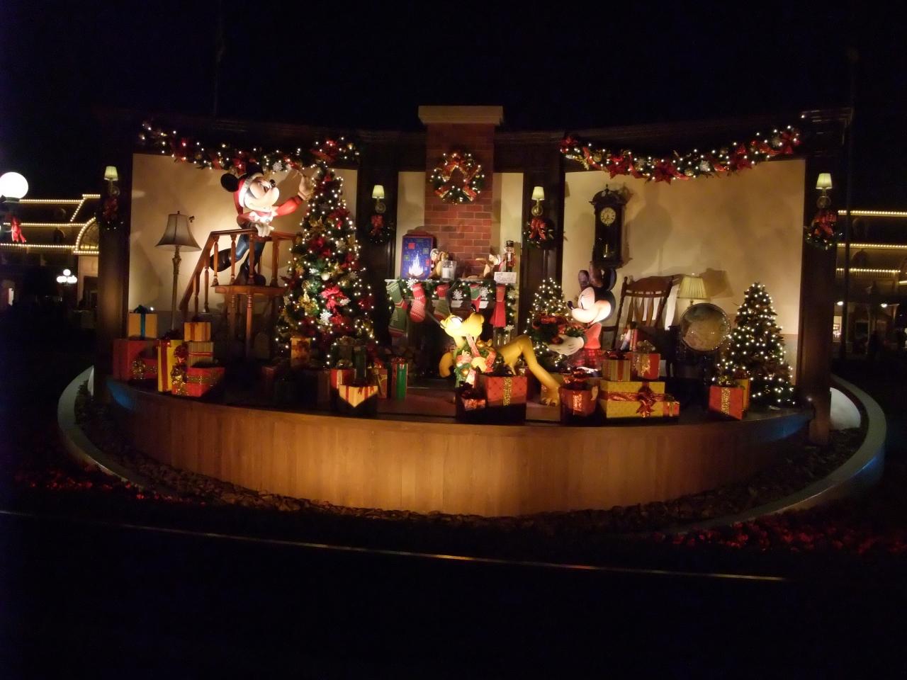 2017年最後の東京ディズニーリゾートへ!クリスマスイベントは楽しまず