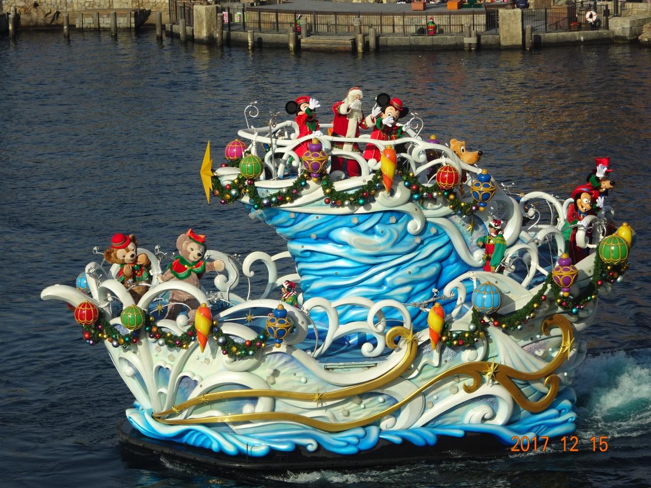 クリスマスの時期に泊まるミラコスタスイート』東京ディズニーリゾート