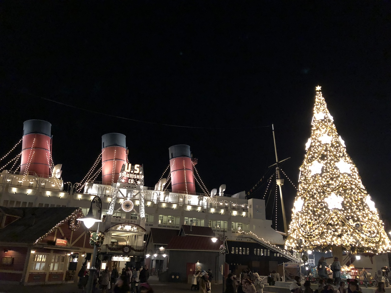 ◇2017年12月◇東京ディズニーリゾート 2泊3日【2日目・3日目』東京