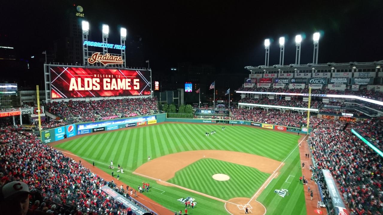 14)クリーブランド:MLBプレー...