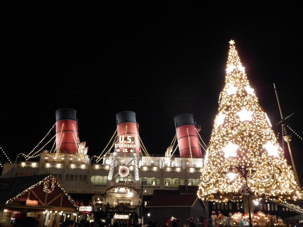 2017 ディズニーリゾートのクリスマス』東京ディズニーリゾート(千葉県