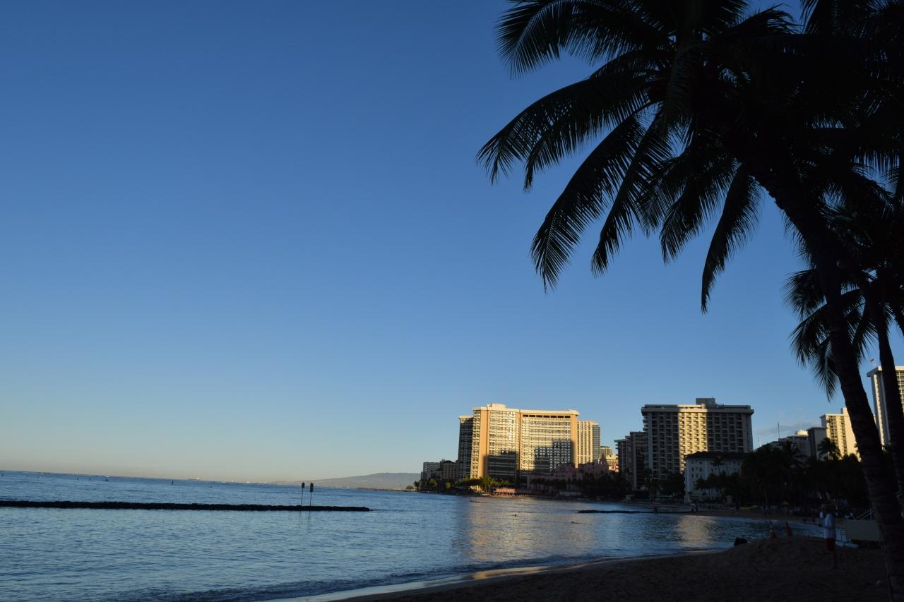 41d44c7c53cc やっぱり一度は行ってみないと…ハワイ3泊5日①』ホノルル(ハワイ)の ...