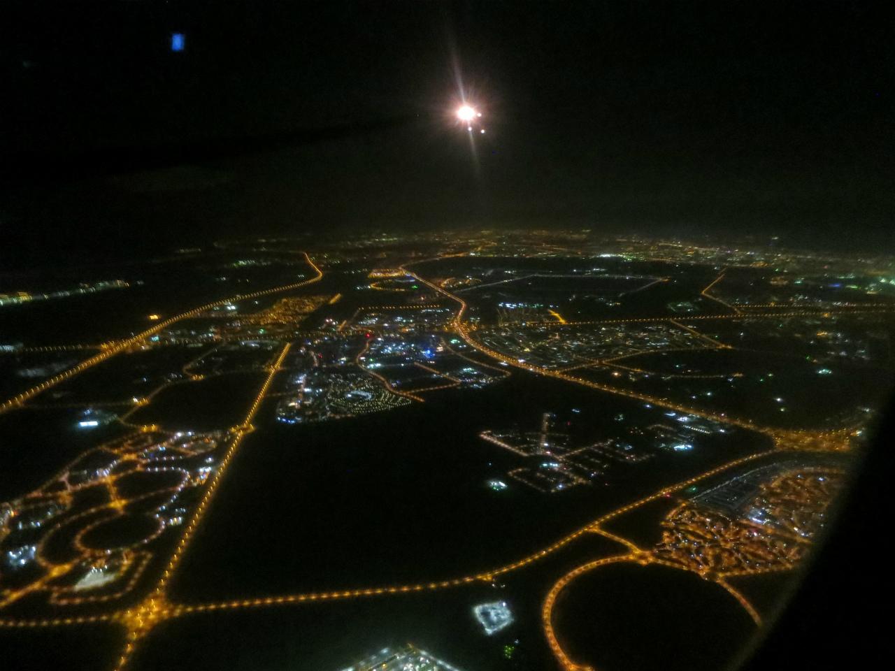 スペインの旅 ~ドバイ空港でト...