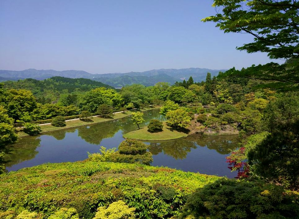 離宮 見学 修学院 【京都市・ガイドツアー】京都の特別参観 借景の庭園