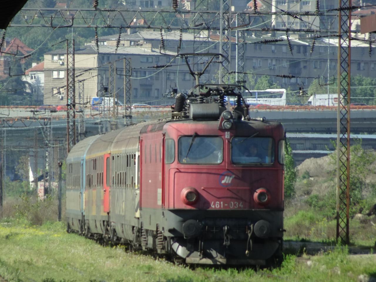 バルカン半島鉄道の旅、その5(...
