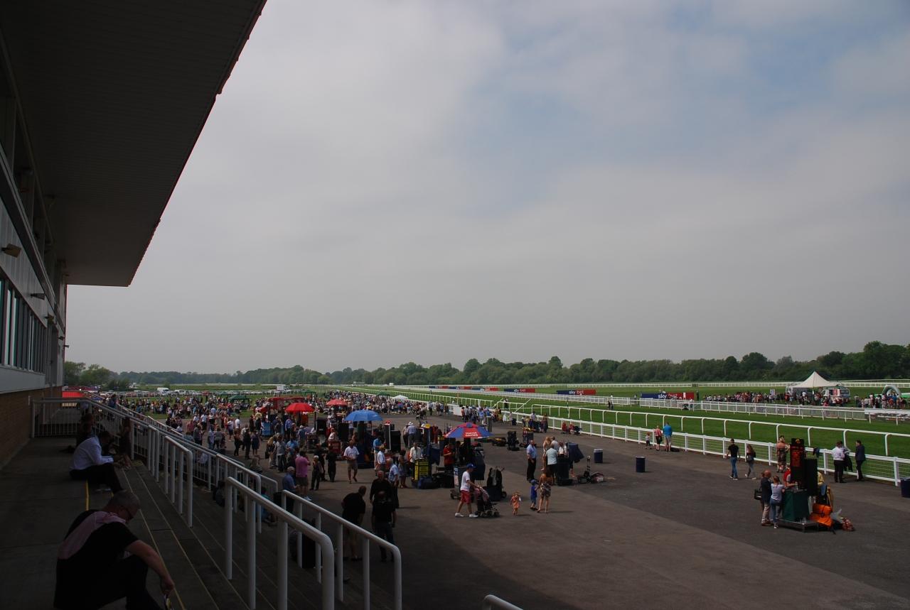 『イギリス競馬周遊① (1日目~2日目:オックスフォード ...