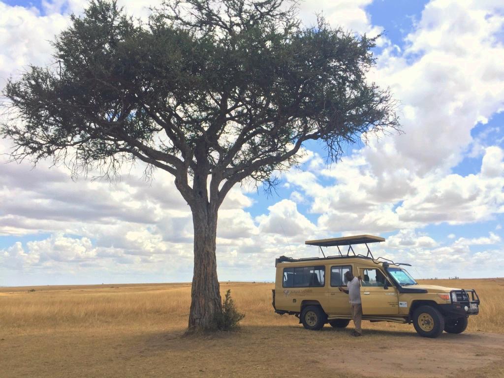 ケニア de サファリ 2017 ~~ 1. ケニアまで何時間かかる ...
