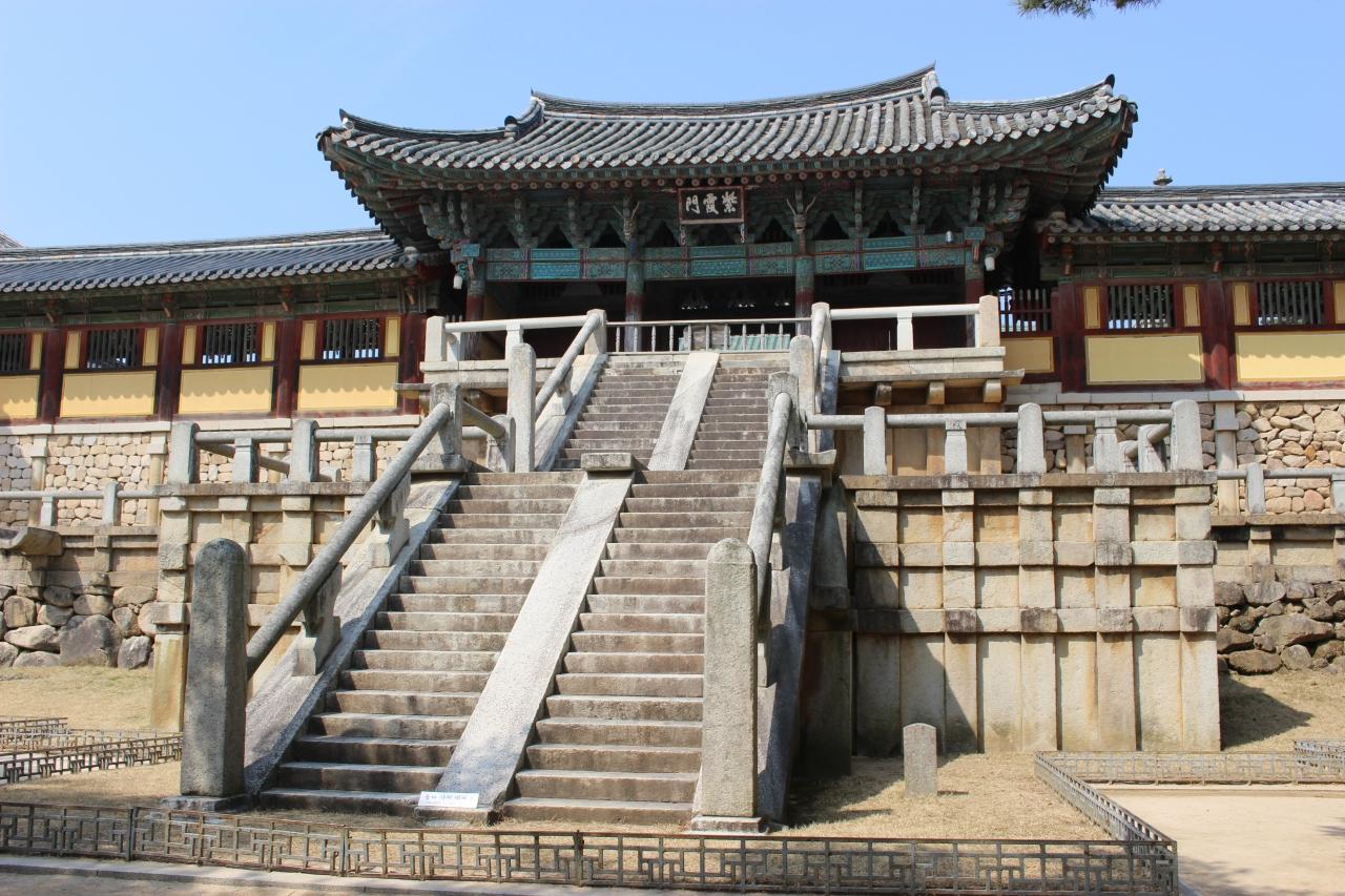 釜山'17~700番のバスで仏国寺へ...