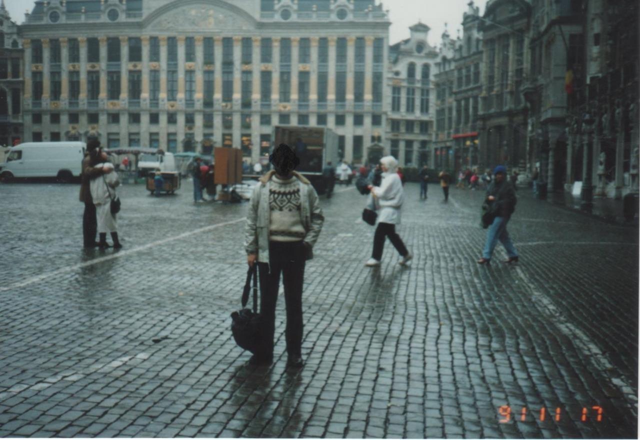 1991年のブリュッセル』ブリュッセル(ベルギー)の旅行記・ブログ by ...