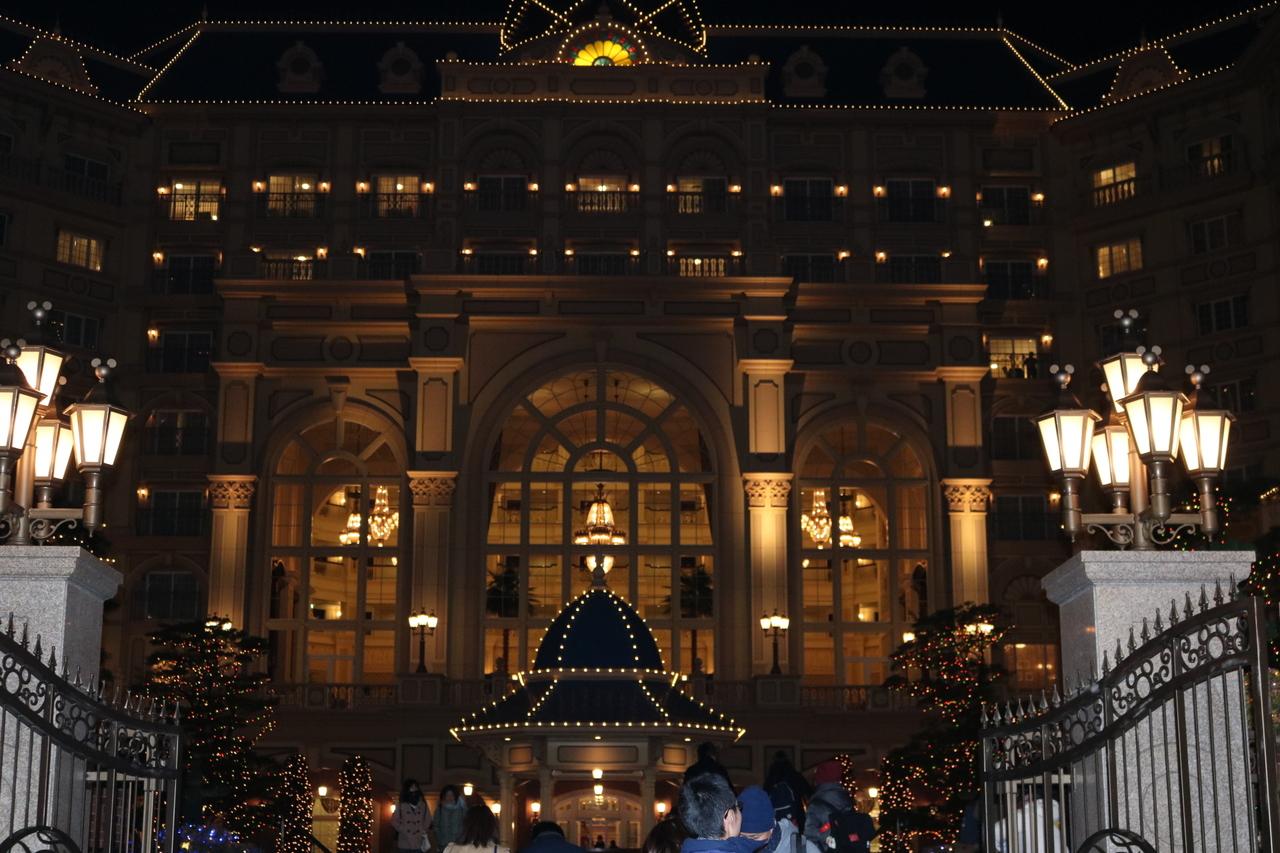初 ディズニーホテル予約』東京ディズニーリゾート(千葉県)の旅行記