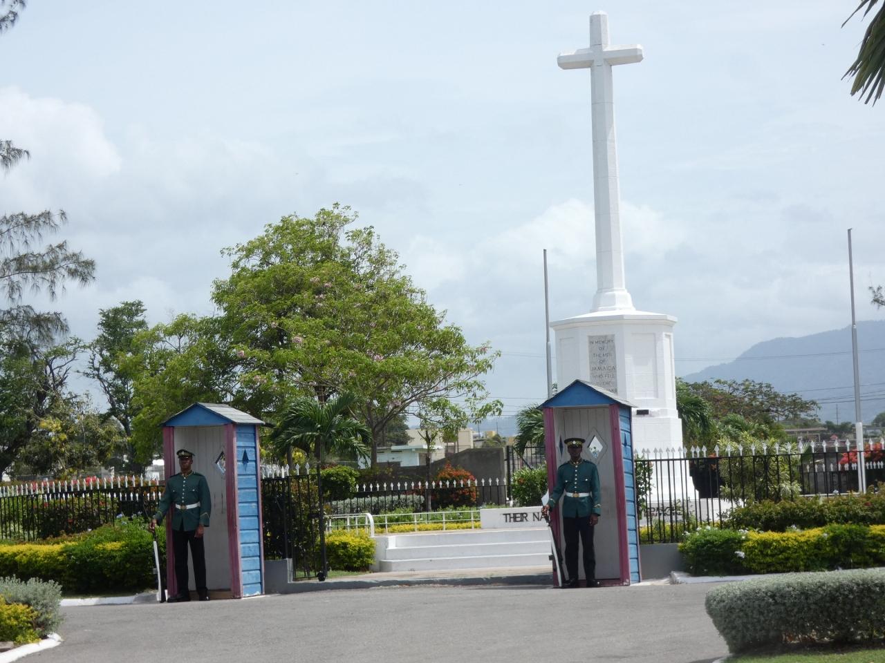 『キングストン ナショナル・ヒーローズ・パーク (National Heroes Park, Kingston