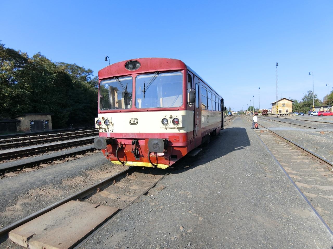 チェコのローカル線訪問 前編 20...