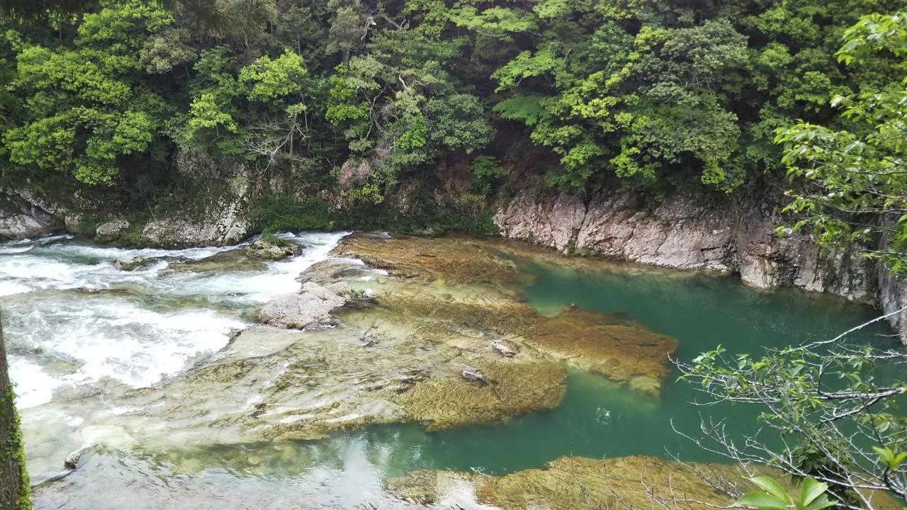 湯谷温泉 温泉
