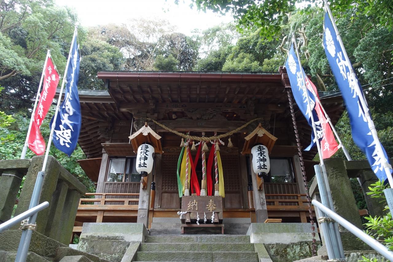 「走水神社 祭り 秋季例大祭」の画像検索結果