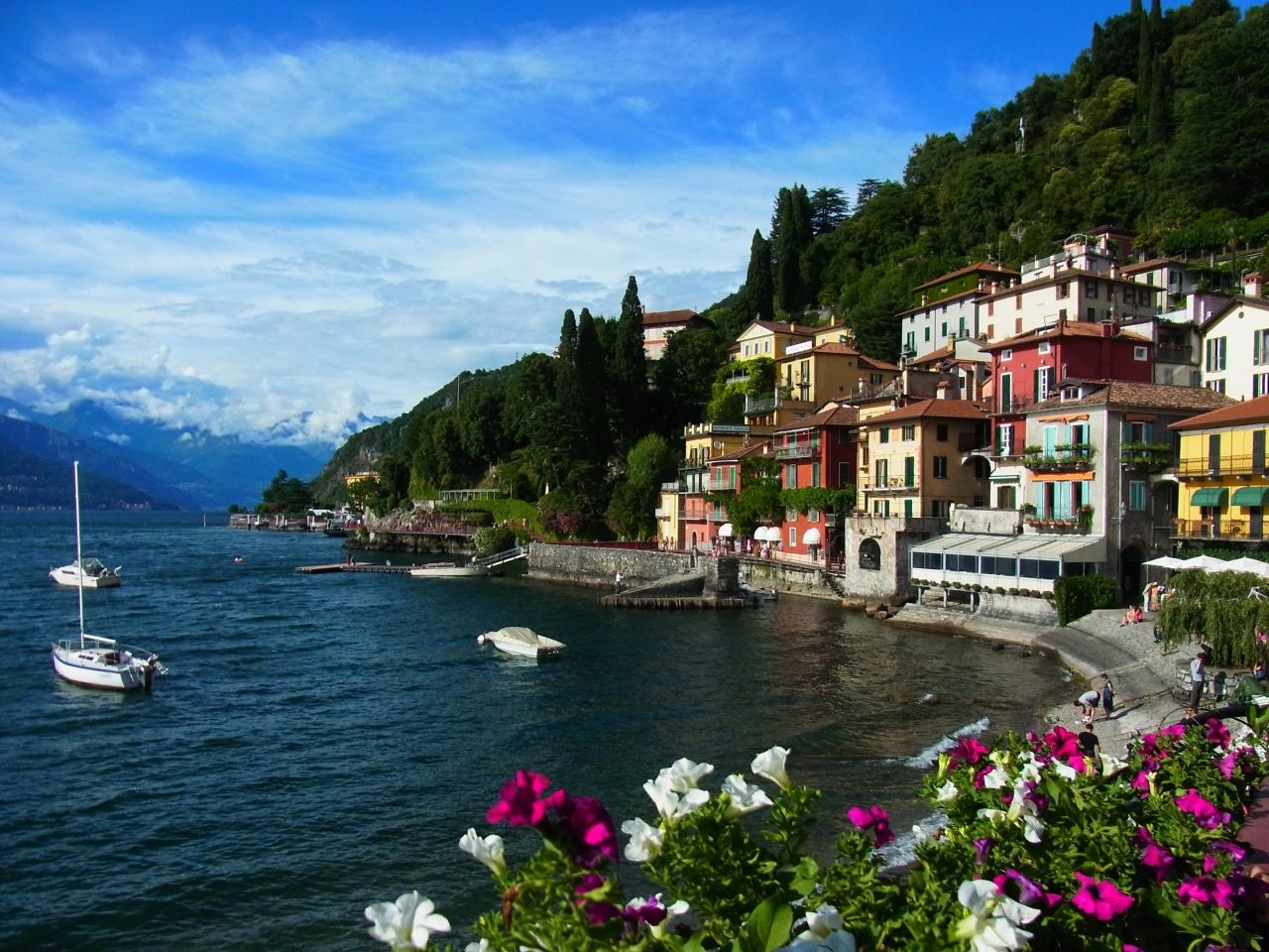 北イタリアを巡る旅 ⑦コモ湖』ロンバルディア州(イタリア)の旅行記 ...
