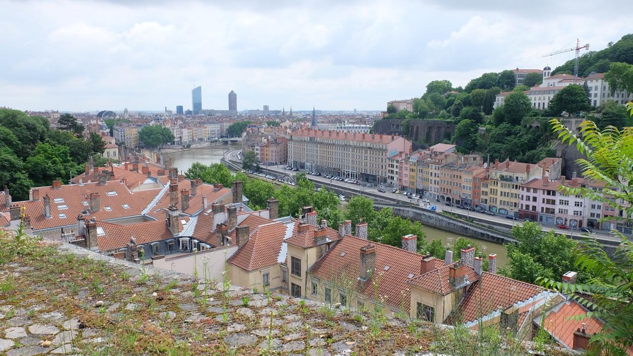 5年連続フランス2018年夏 その7 リヨンの街の歴史を感じる』リヨン ...