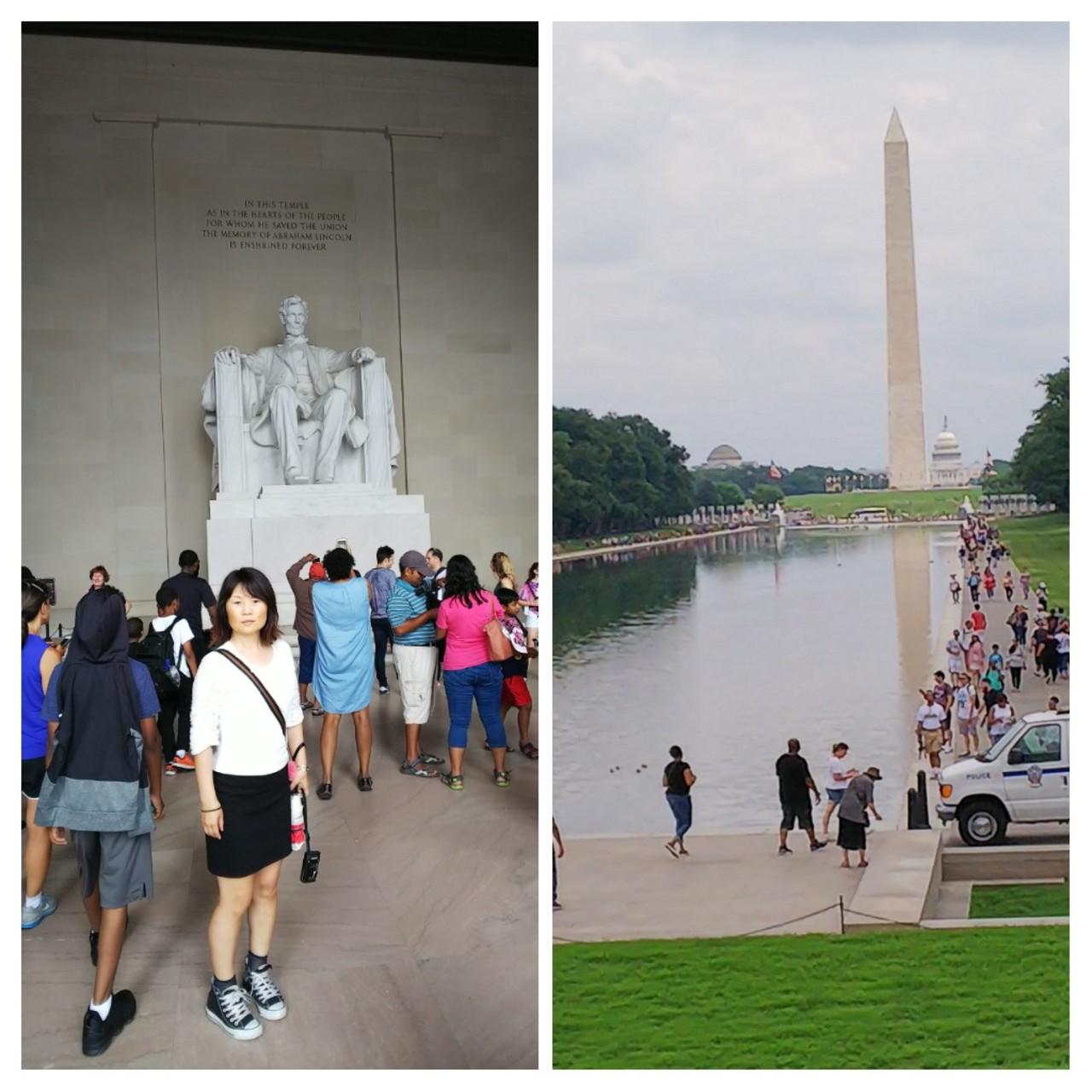 ワシントン ツアー